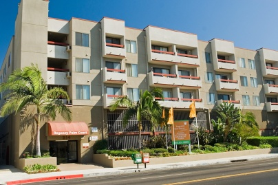 Regency Palm Court: Hollywood Area