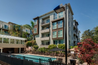 Fountain Park At Playa Vista: Marina Del Rey Area