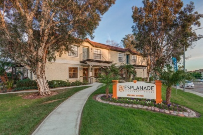 Esplanade: North Central Inland San Diego