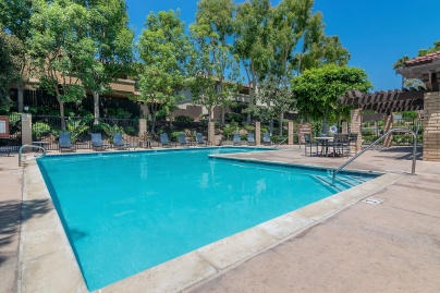 Trabuco Villas: Orange Area