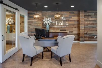 The Hallie: Burbank Area